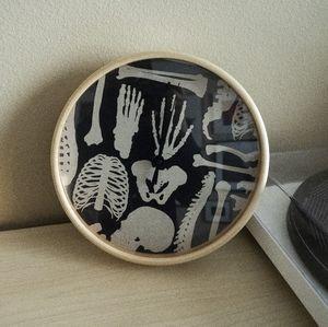 Society6 Wall Art - NWOT Osteology Wall Clock
